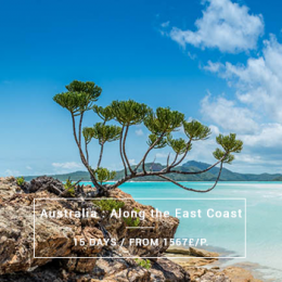 Australia : Along the East Coast
