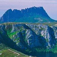 Cradle mount, Tasmanie : Australie