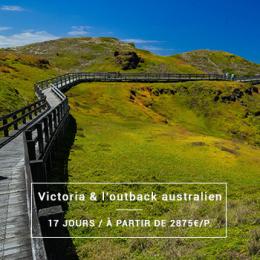Victoria & l'Outback Australien