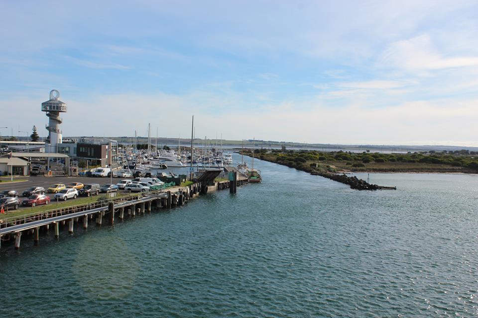 Ferry en Australie