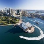 Ville de Sydney en Asutralie