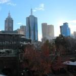 Ville de Melbourne : Australie