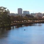 Ville de Melbourne en Australie