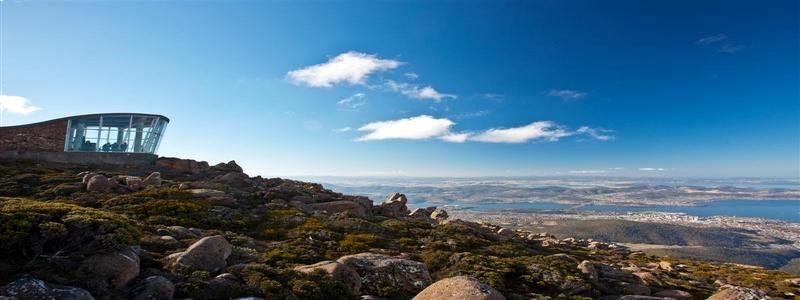 Mount Wellington, Tasmanie : Australie